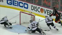 Getzlaf gets Quick out of net for Beleskey