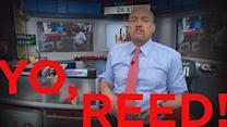 Cramer Remix: I've got a memo for Netflix's CEO Reed Hast...