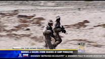 6AM UPDATE | Marines and sailors storm beaches at Camp Pendleton
