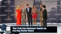'Star Trek Into Darkness' Beams up One-Day-Earlier Debut