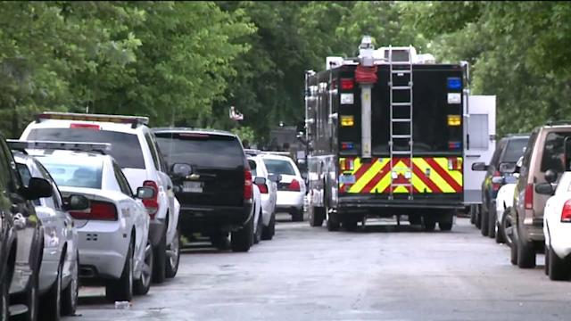 Man In Custody After Early Morning SWAT Incident