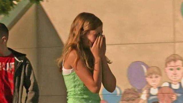 Valley Springs mourns murder of 8-year-old girl; search continues for killer