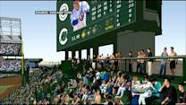 Cubs To Open Left Field Bleachers At Wrigley On Monday