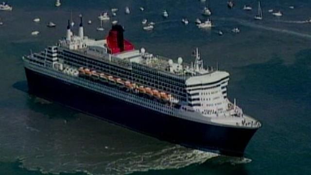 Luxury Liner Faces Outbreak of Highly Contagious Stomach Virus