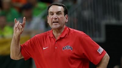 Krzyzewski: Gold-medal game his last as US coach