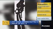 CNBC Update: Lady Gaga doll