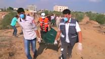 Truce offers brief window for Gazans to bury dead