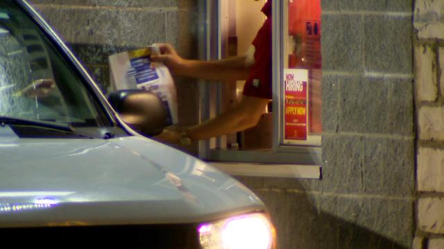 Couple finds surprise in McDonald's drive-thru bag