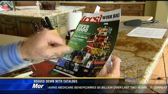 Bogged down with catalogs