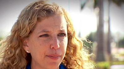 Wasserman Schultz Recalls Visiting Giffords In Hospital