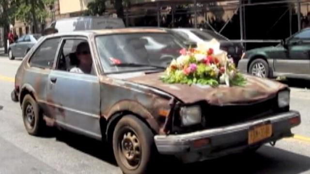 'Bluey' The Car Gets New Orleans-Style Funeral in New York City