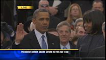 Obama says 'America's possibilities are limitless'