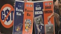 GST would be addictive, never reduce once introduced, says Pakatan