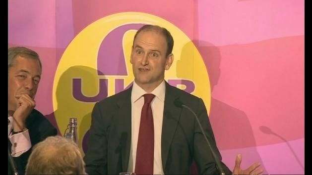 Douglas Carswell quits the Tories for Ukip