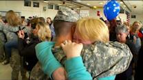80 Minnesota National Guard 'Red Bulls' Return Home