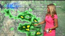 Friday's Forecast: Drier And Warmer Heading To The Weekend