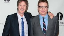 "Mike Myers, Dana Carvey revisit ""Wayne's World"""