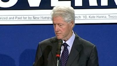 Clinton Stumps For Lynch, Kuster