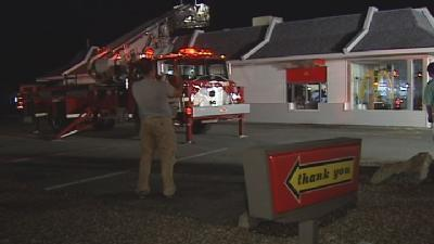 Fire Shuts Down McDonalds In Vermont