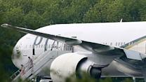 UK-bound Pakistan Plane Diverted, 2 Men Arrested