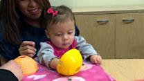 Doctors perform non-invasive brain surgery on toddler