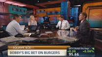 Bobby Flay's fast casual bet