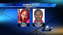 Amber Alert in effect for mother, daughter