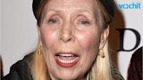 Joni Mitchell in Intensive Care After Being Found Unconscious in Los Angeles