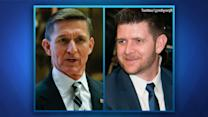 Concern Over Tweets From Michael Flynn's Son