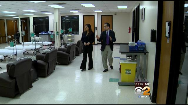 Costa Mesa Research Lab Testing For New Flu Vaccine