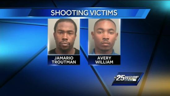 Shooting victims have prior criminal backgrounds