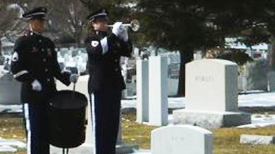 At West Point, a Nearly Full Cemetery