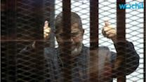 Egypt Says Uncovers Brotherhood Plot, Day Before Mursi Sentencing