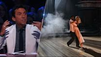'DWTS' Judge Insults Competitor's Intelligence On Air