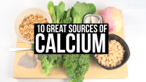 10 great sources of calcium other than milk