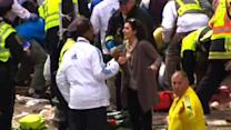 Tales of heroism from the Boston bombings