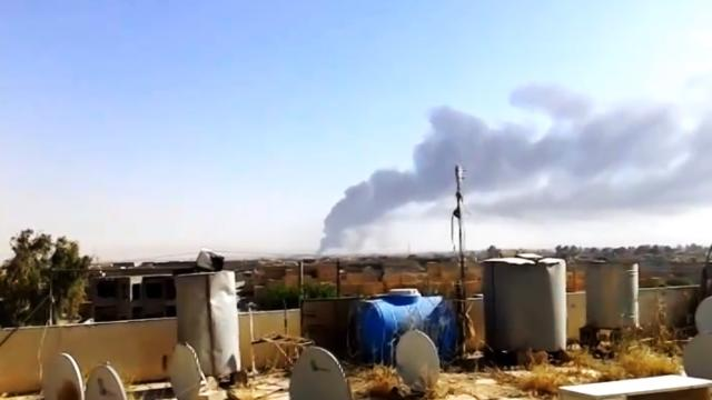 ISIL take hold of Iraq's largest refinery