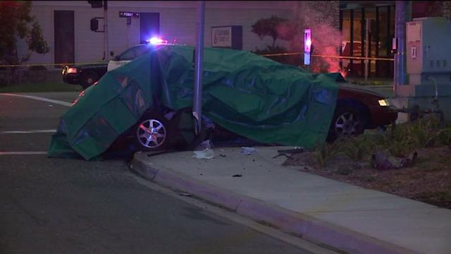 Fire Crew Headed To Scene Collides With Car