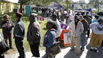 States consider ways to ease long lines on Election Day