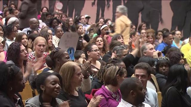Thousands Of Parents, Teachers Rally For Charter Schools