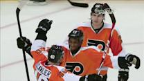 Simmonds beats Thomas with quick release