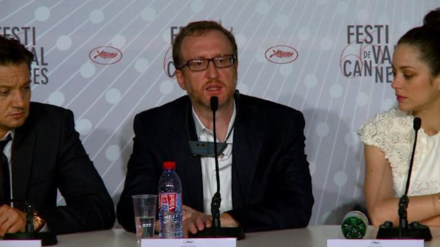 James Gray at Cannes with 'The Immigrant'