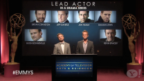 Lead Actor in a Drama Series: 2013 Emmy Nominations