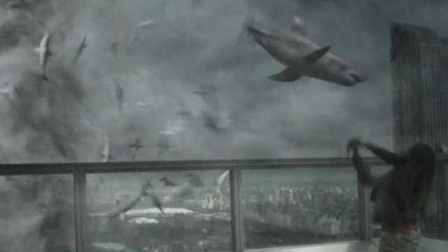 'Sharknado 2' Debuts and Rules the Twitterverse