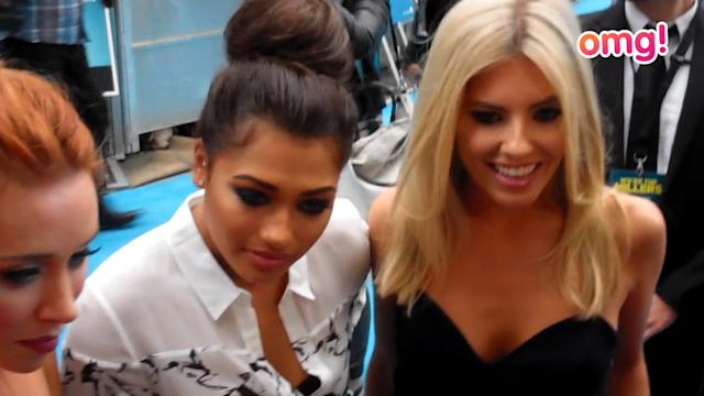 The Saturdays' Mollie King: Kids will never tear us apart.