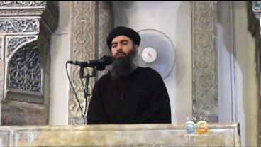 New Video Emerges Of Reclusive Leader Of ISIS