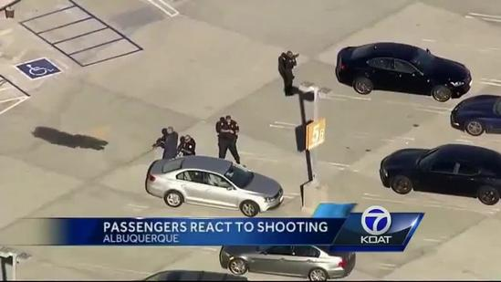 Sunport Reaction to LAX Shooting