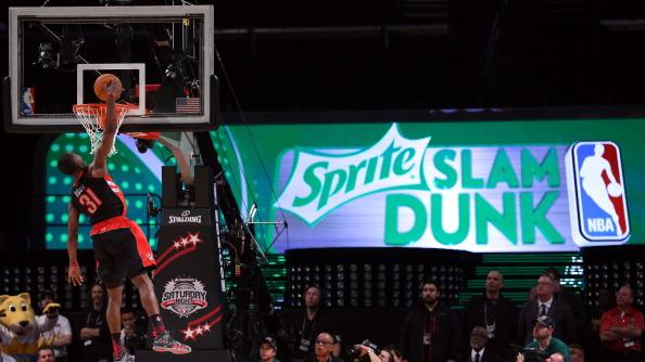 RADIO: Terrence Ross looks to defend slam dunk title