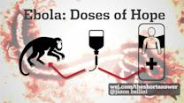 Ebola: Only a Few Doses of Hope for the Dying