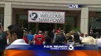 Vietnam Vets Gather for Reunion at Nixon Library